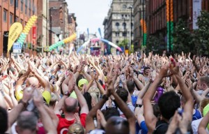 BUPA Great Manchester Run
