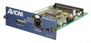 Aviom 16-o-Y1 Output Card