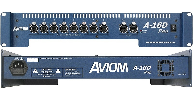 Aviom A.Aviom A. Aviom A. Humphrey Tech Blog. Aviom Personal Monitor ...