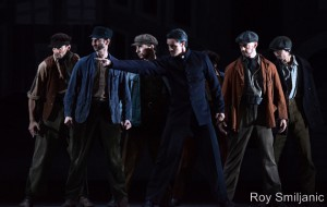 Birmingham Royal Ballet Miracle in the Gorbals