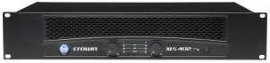 Crown XL2402 Power Amplifier