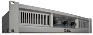 QSC GX3 Power Amplifier Front