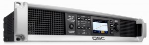QSC PL4.2 DSP Power Amplifier Front