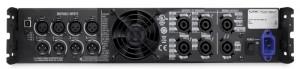 QSC PL4.2 DSP Power Amplifier Rear