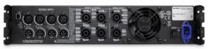 QSC PL4.3 DSP Power Amplifier Rear