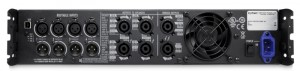 QSC PLD4.5 DSP Power Amplifier Rear