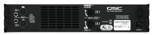 QSC PLX1104 Power Amplifier Rear