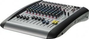 Soundcraft E8 Mixing Console