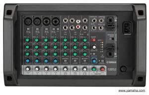 Yamaha EMX2 Powered Mixer 01
