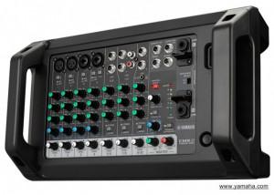 Yamaha EMX2 Powered Mixer 02